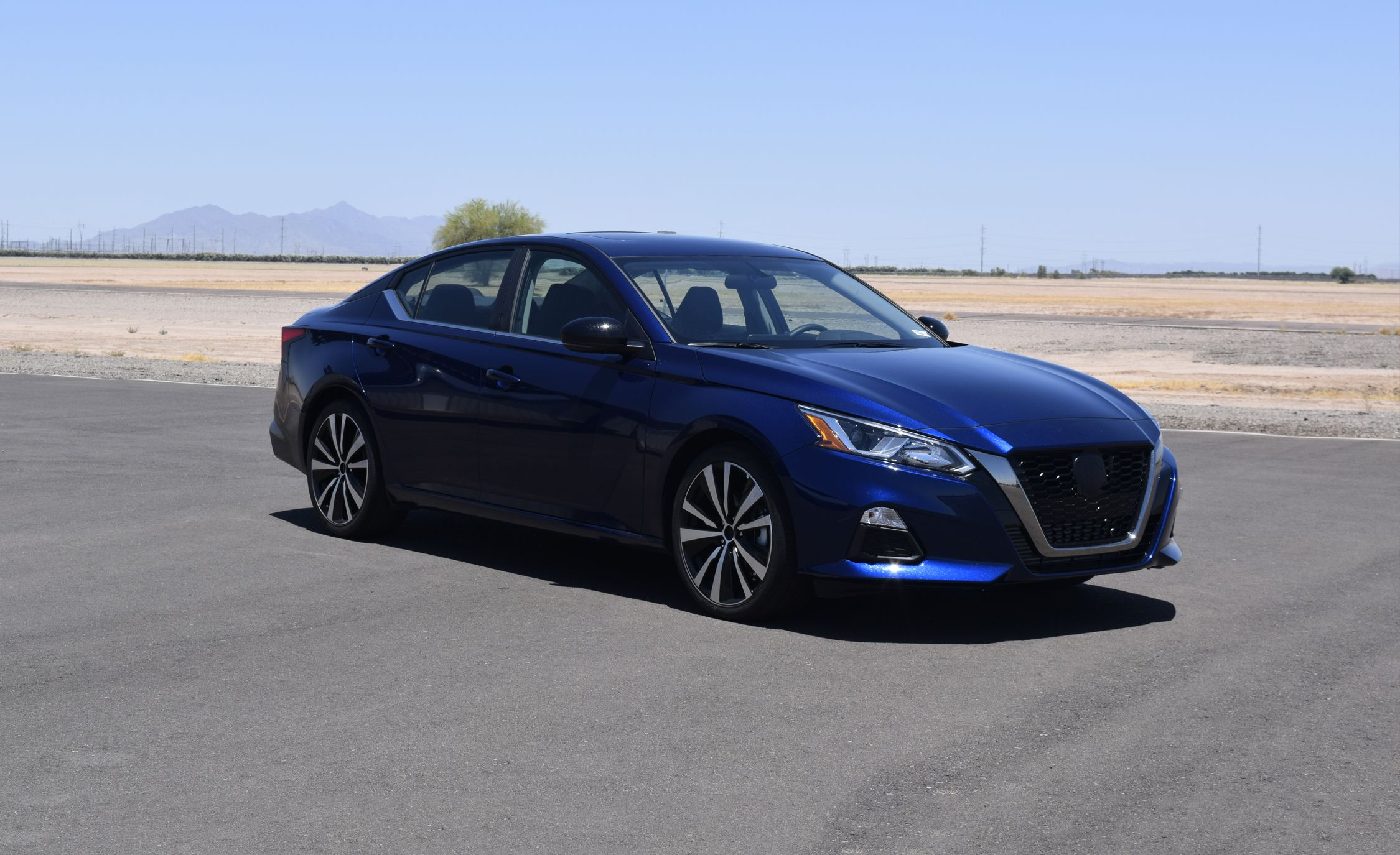 We Drove 2019 Nissan Altima Prototypes And All We Can Tell You About Are  The All
