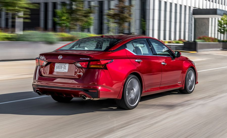 The 2019 Nissan Altima 2.0T Is Packing Heat