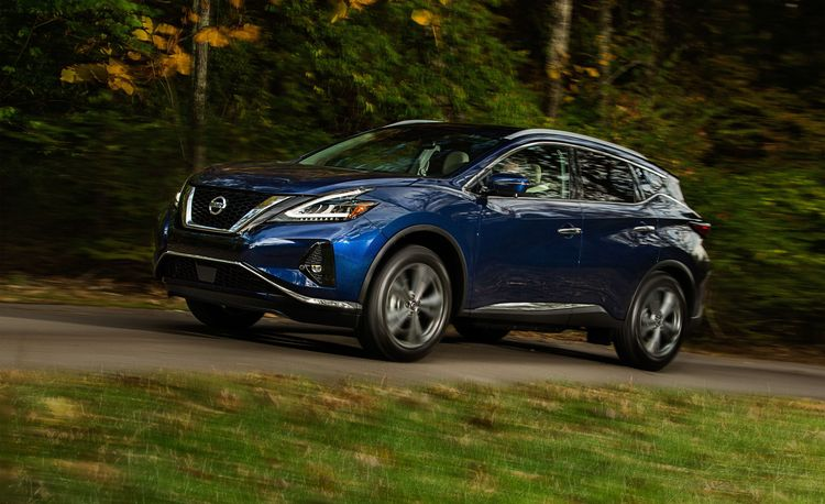 2019 Nissan Murano: Styling Tweaks and Fresh Tech for a Comfy Cruiser