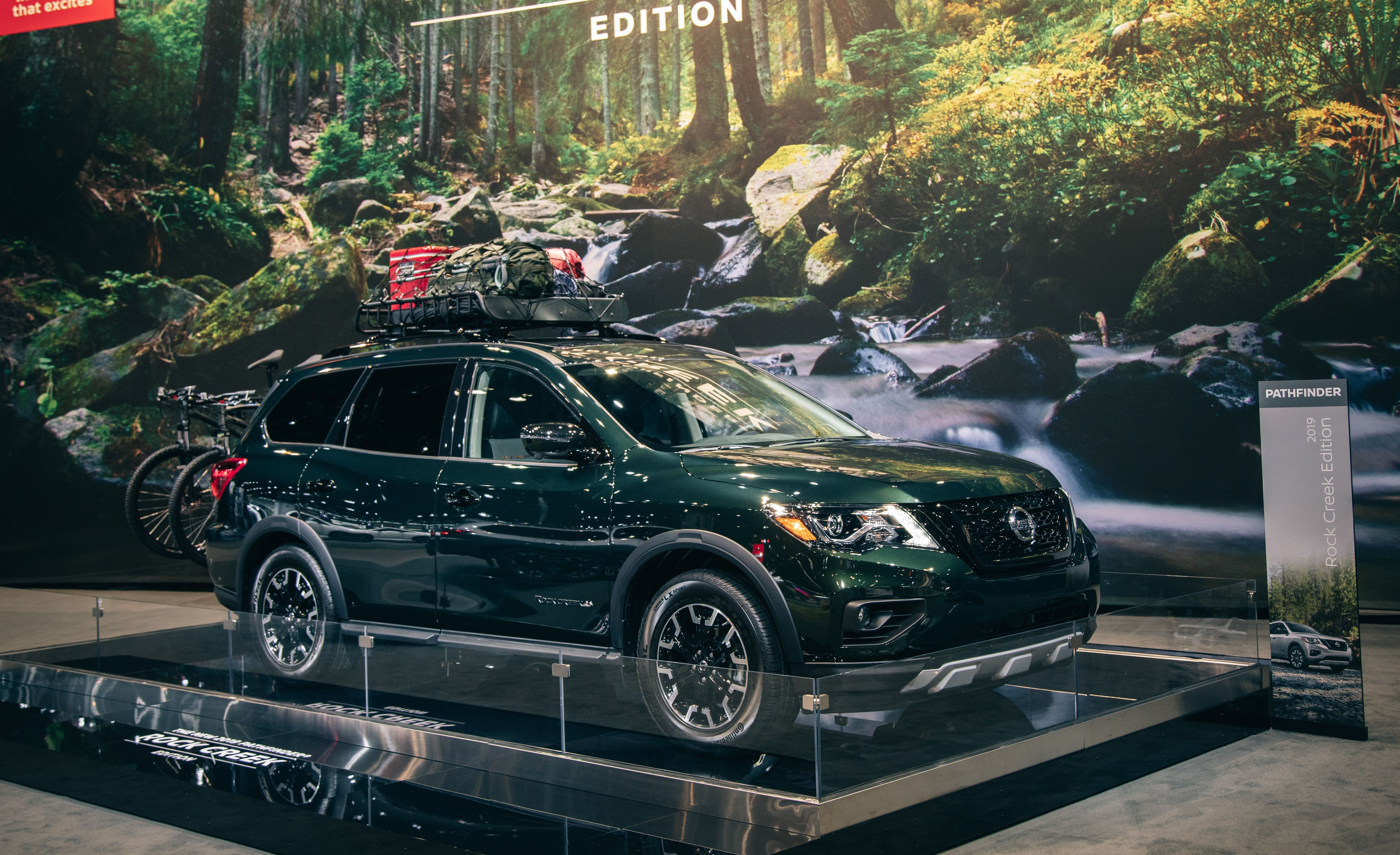 2019 Nissan Pathfinder Reviews   Nissan Pathfinder Price, Photos, and Specs   Car and Driver