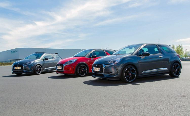 Citroen's DS 3 Is a Mini Cooper Done French and Modern