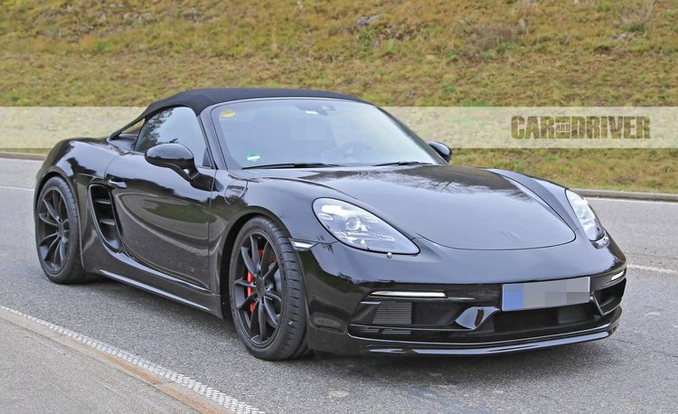 2019 Porsche 718 Boxster Spyder: Ultra Exclusive and Ultra Cool