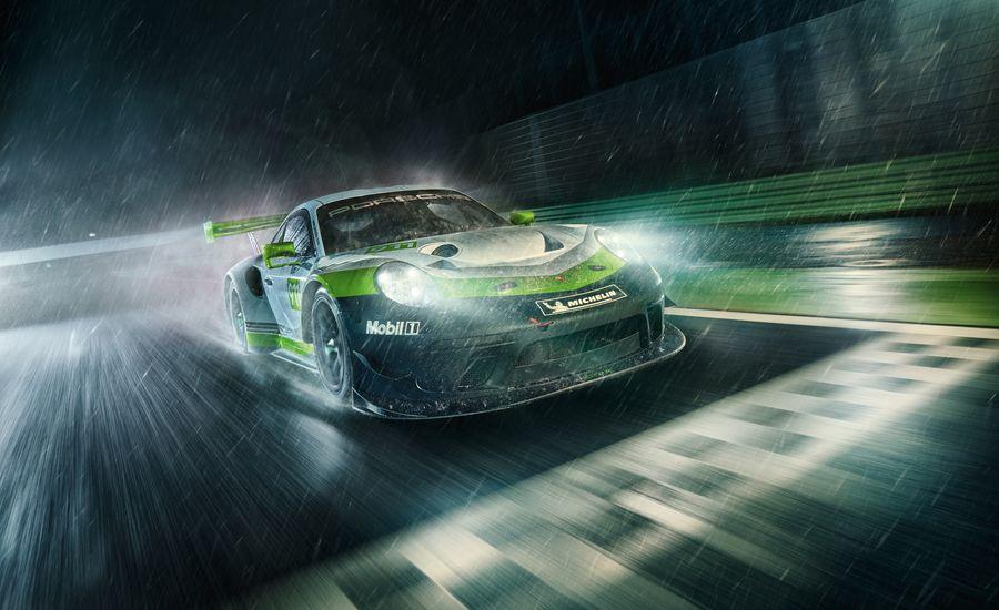 2019 Porsche 911 GT3 R: The Racer Gets More Comfort
