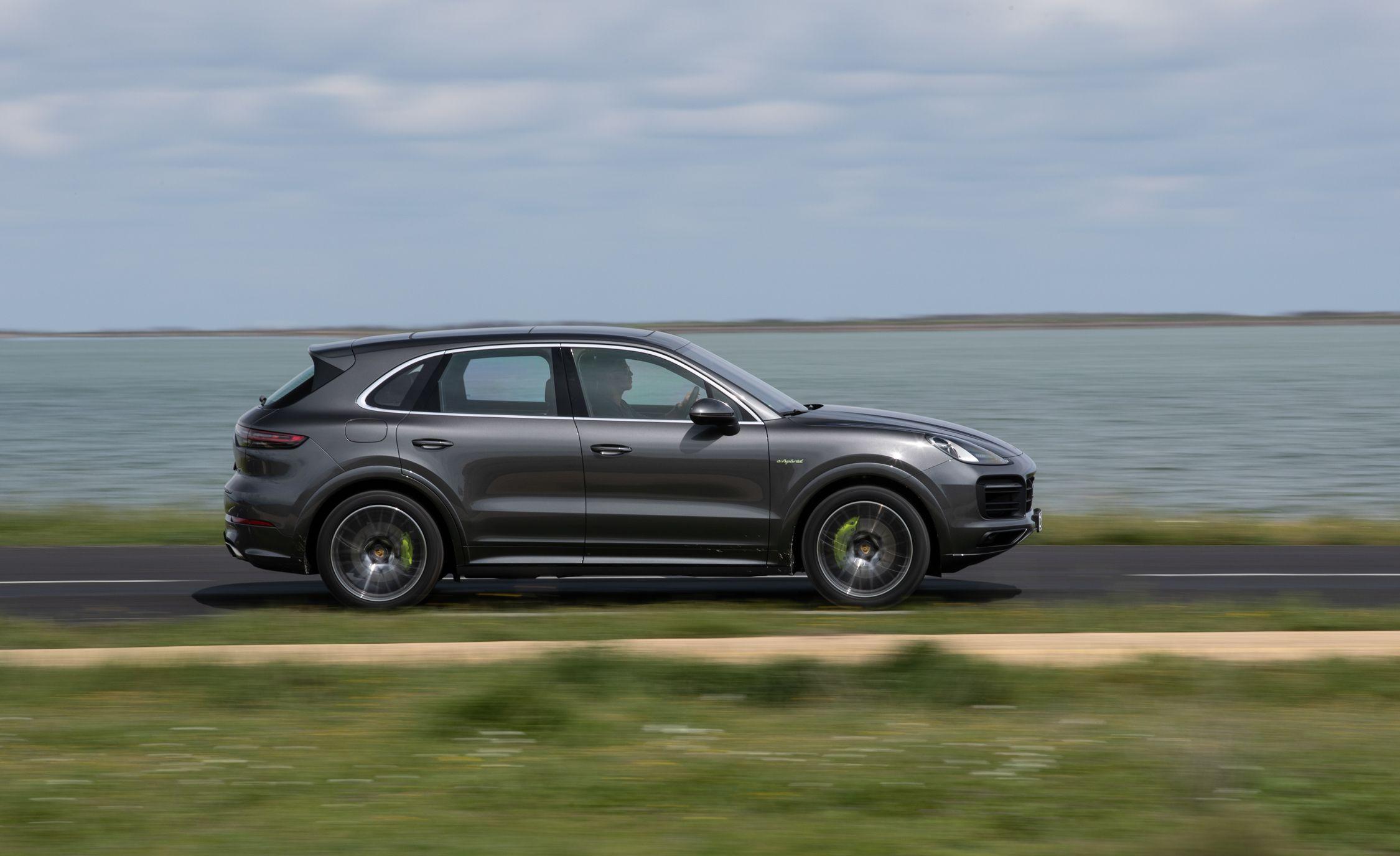 Porsche Cayenne Reviews Price Photos And Specs Car Driver
