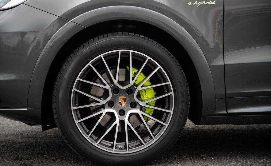 2019 Porsche Cayenne E-Hybrid - Slide 20