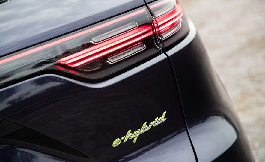 2019 Porsche Cayenne E-Hybrid - Slide 40