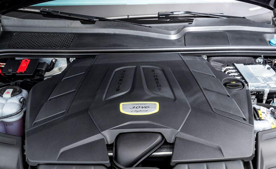2019 Porsche Cayenne E-Hybrid - Slide 53