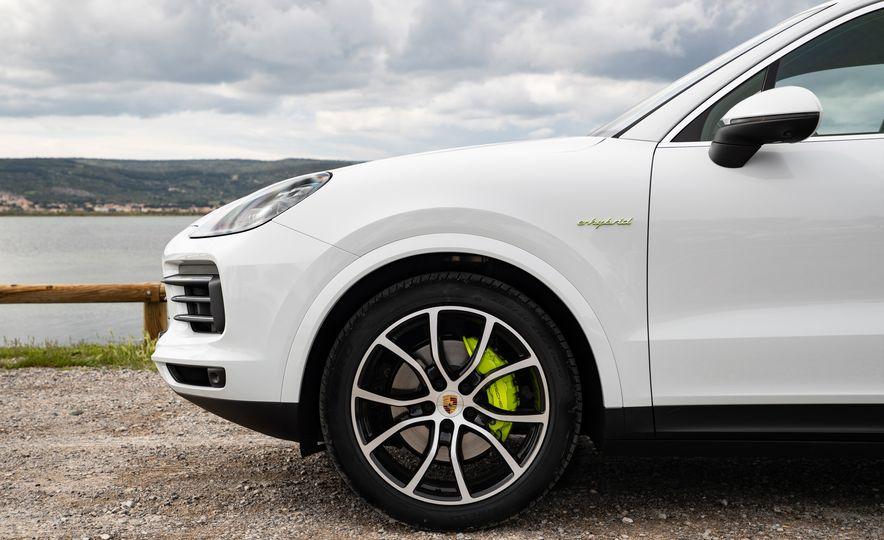 2019 Porsche Cayenne E-Hybrid - Slide 66