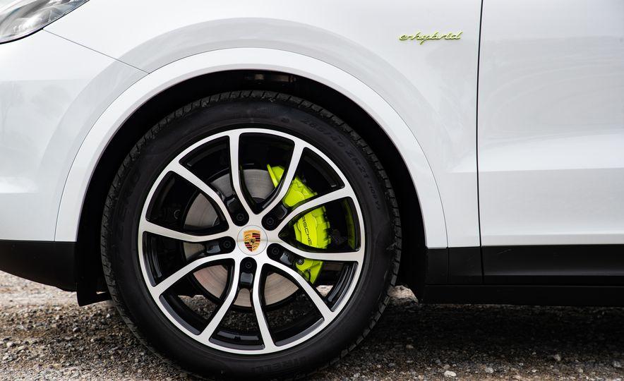 2019 Porsche Cayenne E-Hybrid - Slide 67