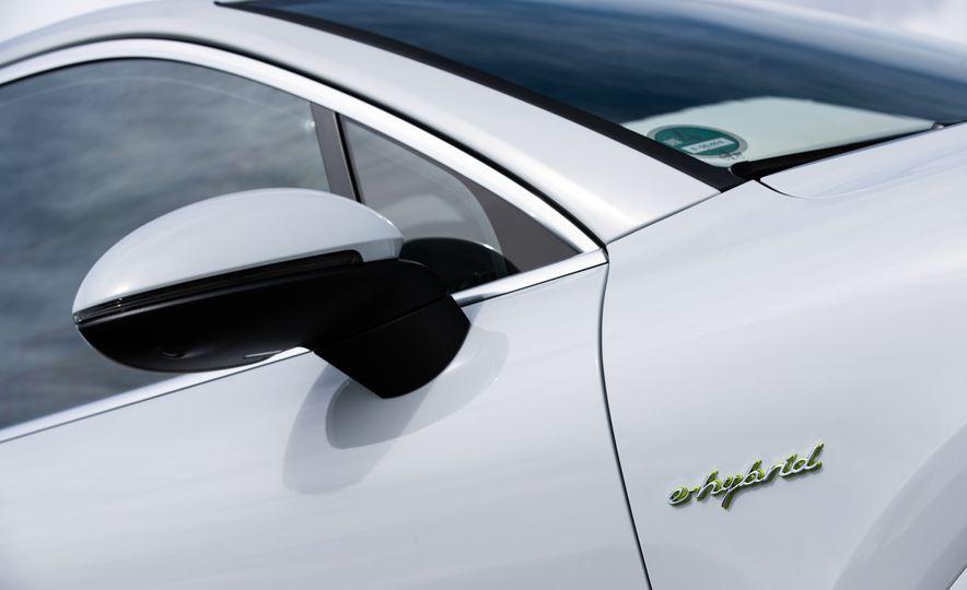 2019 Porsche Cayenne E-Hybrid - Slide 69