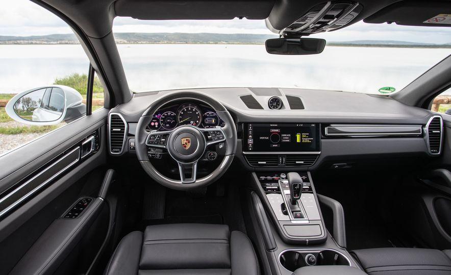 2019 Porsche Cayenne E-Hybrid - Slide 75