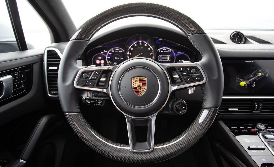 2019 Porsche Cayenne E-Hybrid - Slide 77