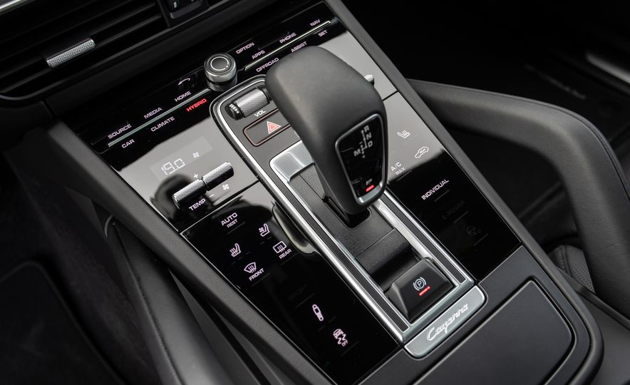 2019 Porsche Cayenne E-Hybrid - Slide 80
