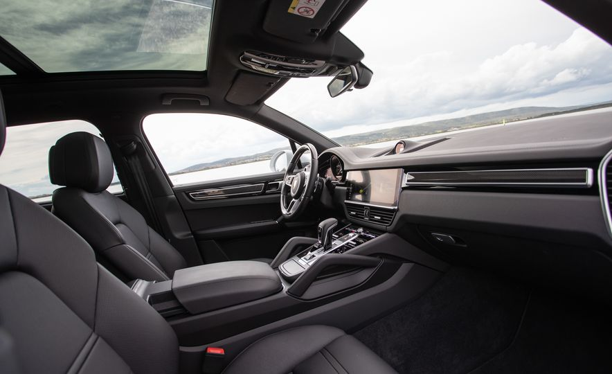 2019 Porsche Cayenne E-Hybrid - Slide 84
