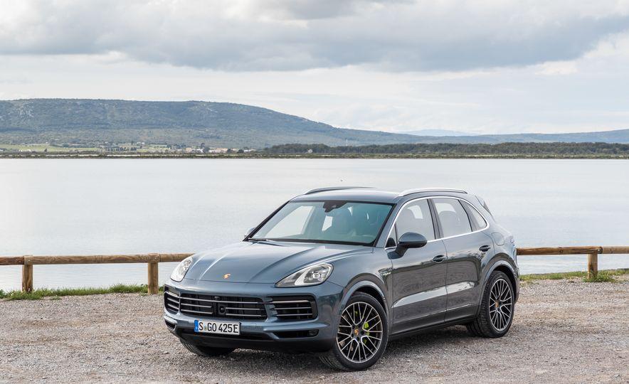 2019 Porsche Cayenne E-Hybrid - Slide 90