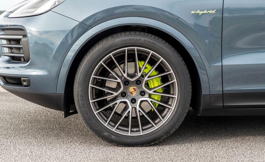 2019 Porsche Cayenne E-Hybrid - Slide 93