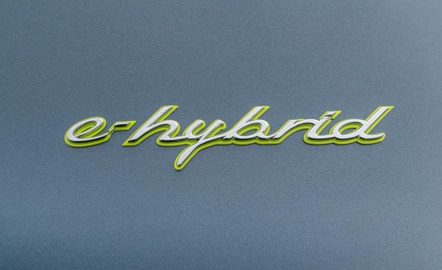 2019 Porsche Cayenne E-Hybrid - Slide 94