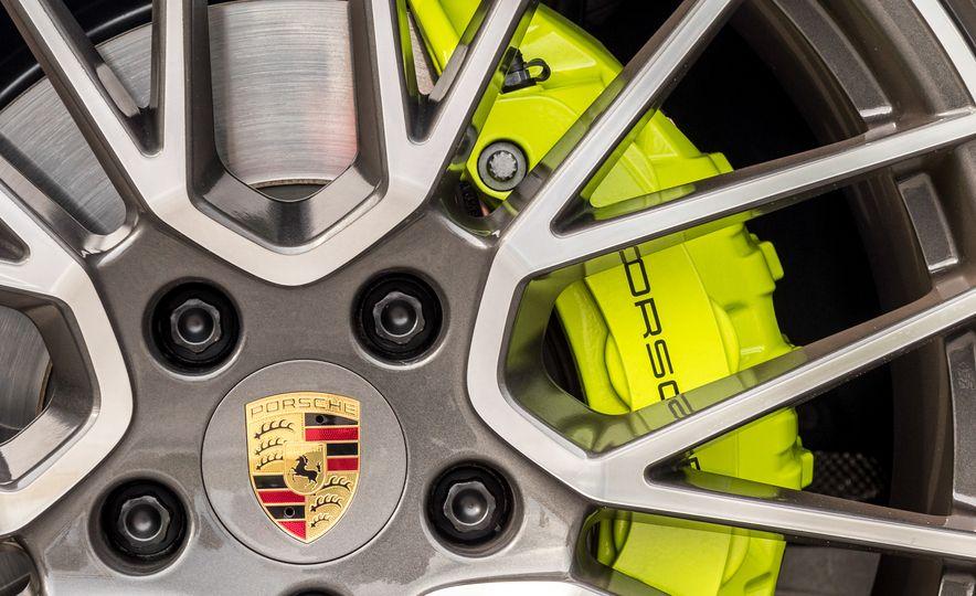 2019 Porsche Cayenne E-Hybrid - Slide 95