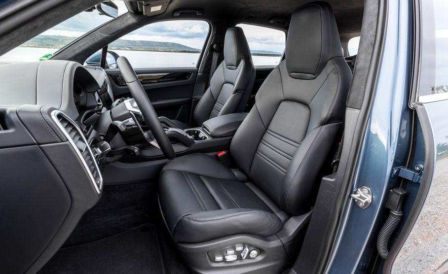 2019 Porsche Cayenne E-Hybrid - Slide 98