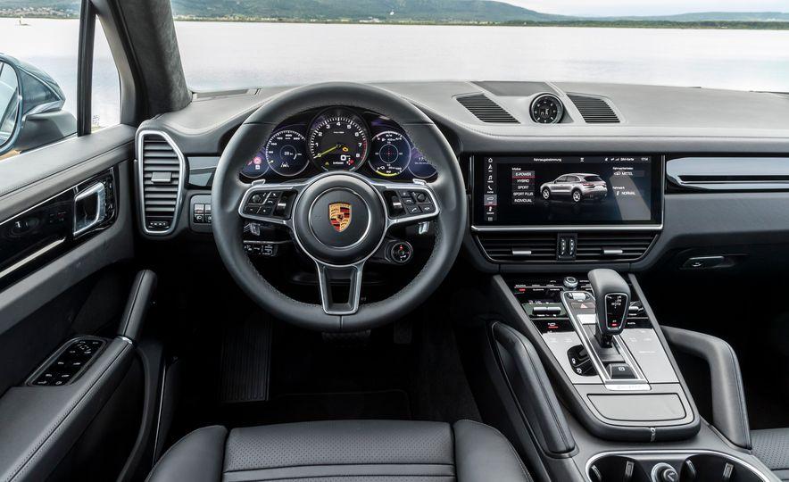2019 Porsche Cayenne E-Hybrid - Slide 99