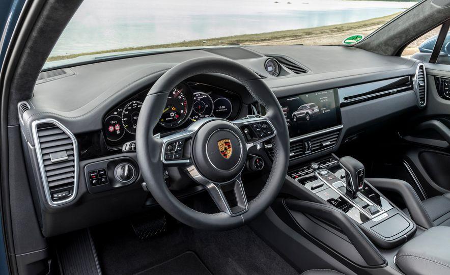 2019 Porsche Cayenne E-Hybrid - Slide 100