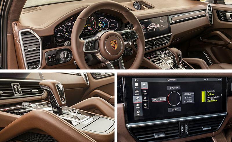porsche cayenne Porsche Cayenne 2019 porsche cayenne hybrid inline1 1526593979