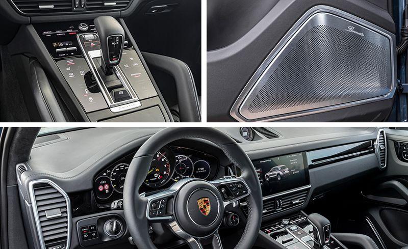 porsche cayenne Porsche Cayenne 2019 porsche cayenne hybrid inline6 1526594252