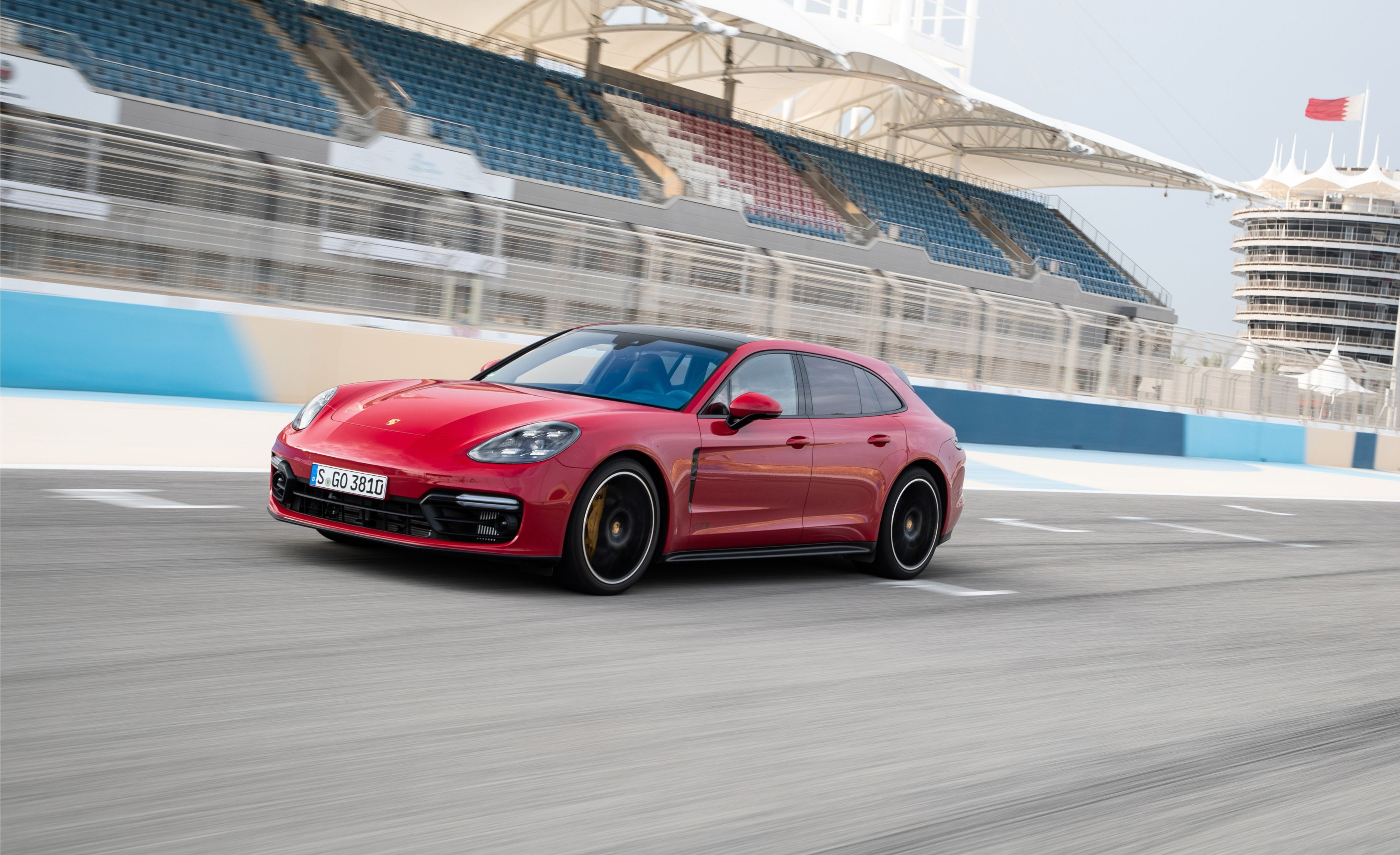 Mazda Connect Apps >> 2019 Porsche Panamera GTS - A Sharper Luxury Four-Door