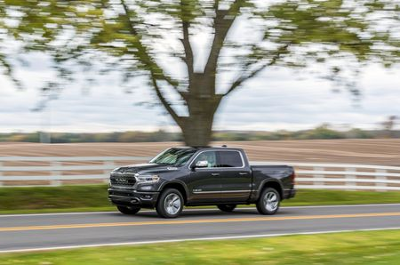 The 2019 Ram 1500 eTorque Brings Some Hybrid Tech, If Little Performance Gain, to Pickups