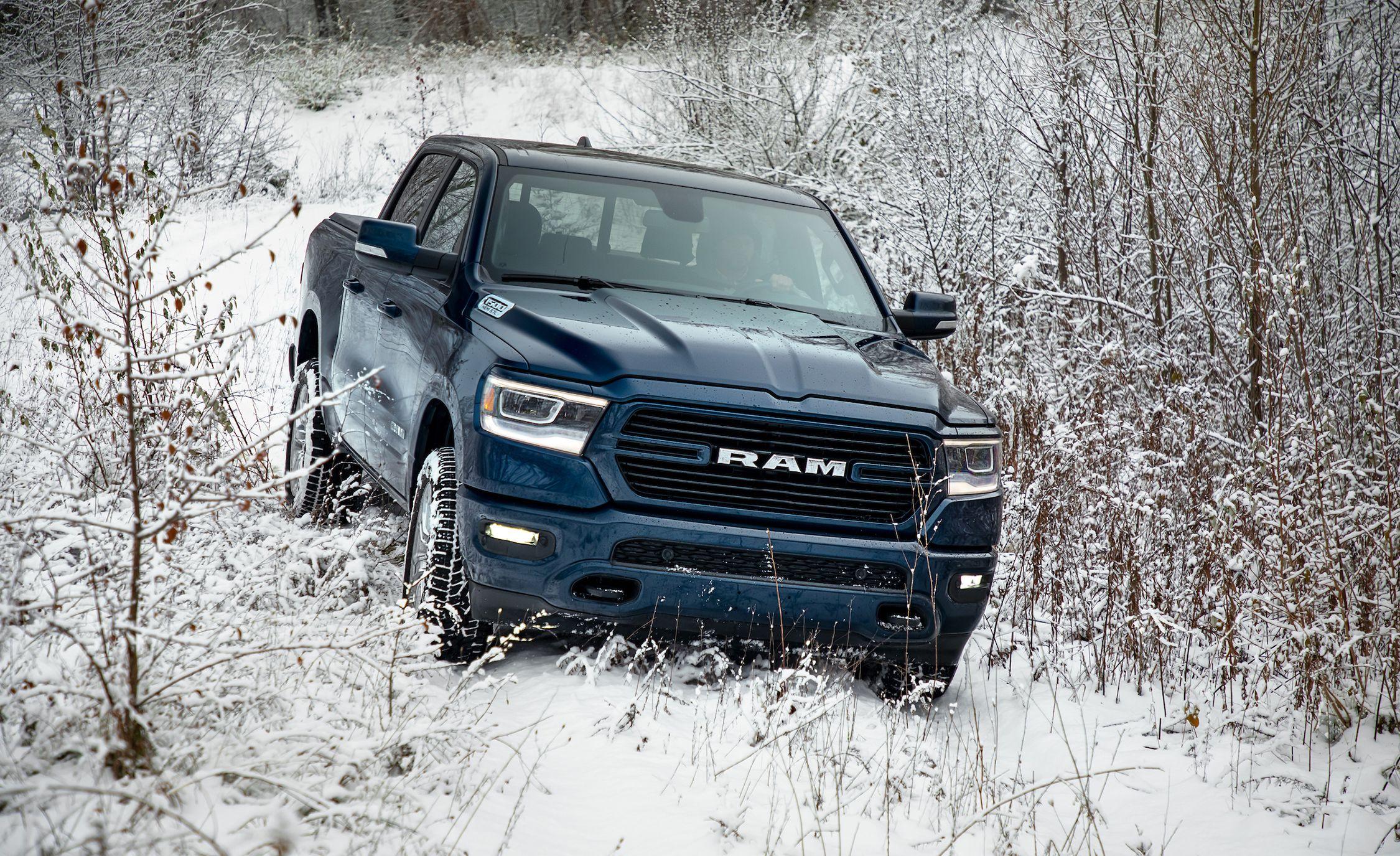 2019 Ram 1500 Reviews Price Photos And Specs Car Driver