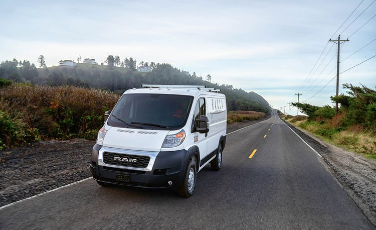 Re-Mastered: Ram Updates ProMaster and ProMaster City Vans for 2019