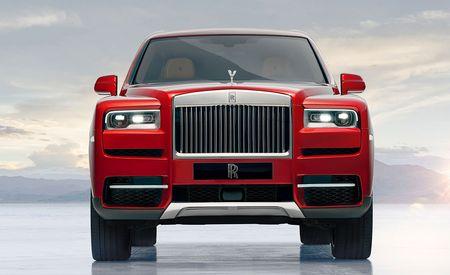 Rolls-Royce Boss: Autonomy Can Wait