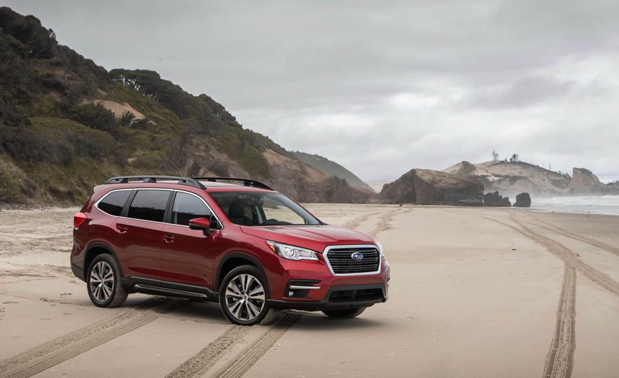 Right-Sized: Every Mid-Size Crossover and SUV Ranked from Worst to Best - Slide 22
