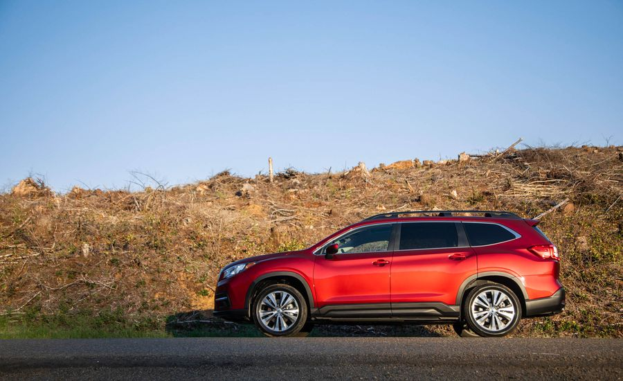 Subaru Ascent Owners Get Brand New Cars in Recall