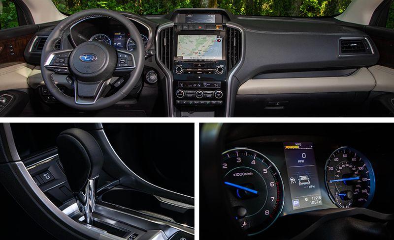 2019 Subaru Ascent Reviews Price Photos And Specs Car Driver