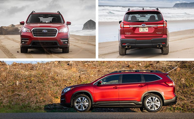 Having Learned From Its Misadventure With The Forgotten Tribeca An Suv Optional Third Row Of Seats Sold 2006 To 2017 That Was Too Small