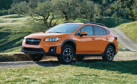 Eco-Subie Confirmed: 2019 Subaru Crosstrek Hybrid Will Be Brand's First U.S. Plug-In
