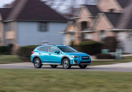 The 2019 Subaru Crosstrek Hybrid Stands Apart with Real All-Wheel Drive