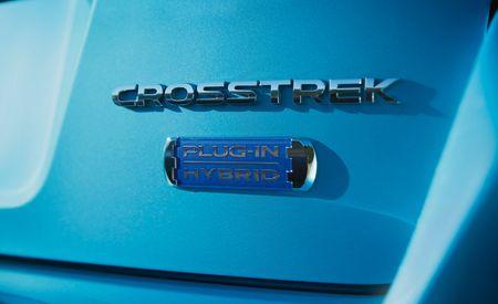 View Photos of the New Subaru Crosstrek Hybrid Plug-In for 2019