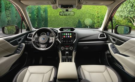Detailed Photos of the New 2019 Subaru Forester