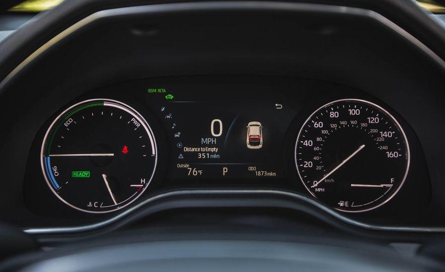 2019 Toyota Avalon XSE Hybrid - Slide 33