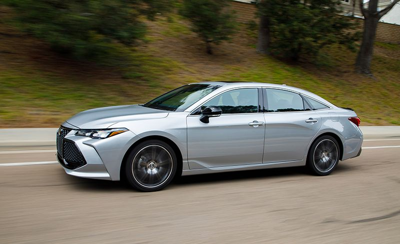 2019 Toyota Avalon >> The 2019 Toyota Avalon Looks To Appeal To Late Blooming Boomers