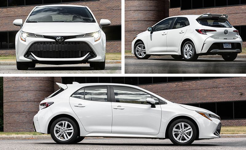2019 Toyota Corolla Im Reviews Toyota Corolla Im Price Photos