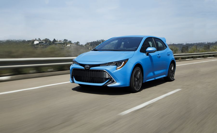 2019 Toyota Corolla Hatchback First Drive Still The Same