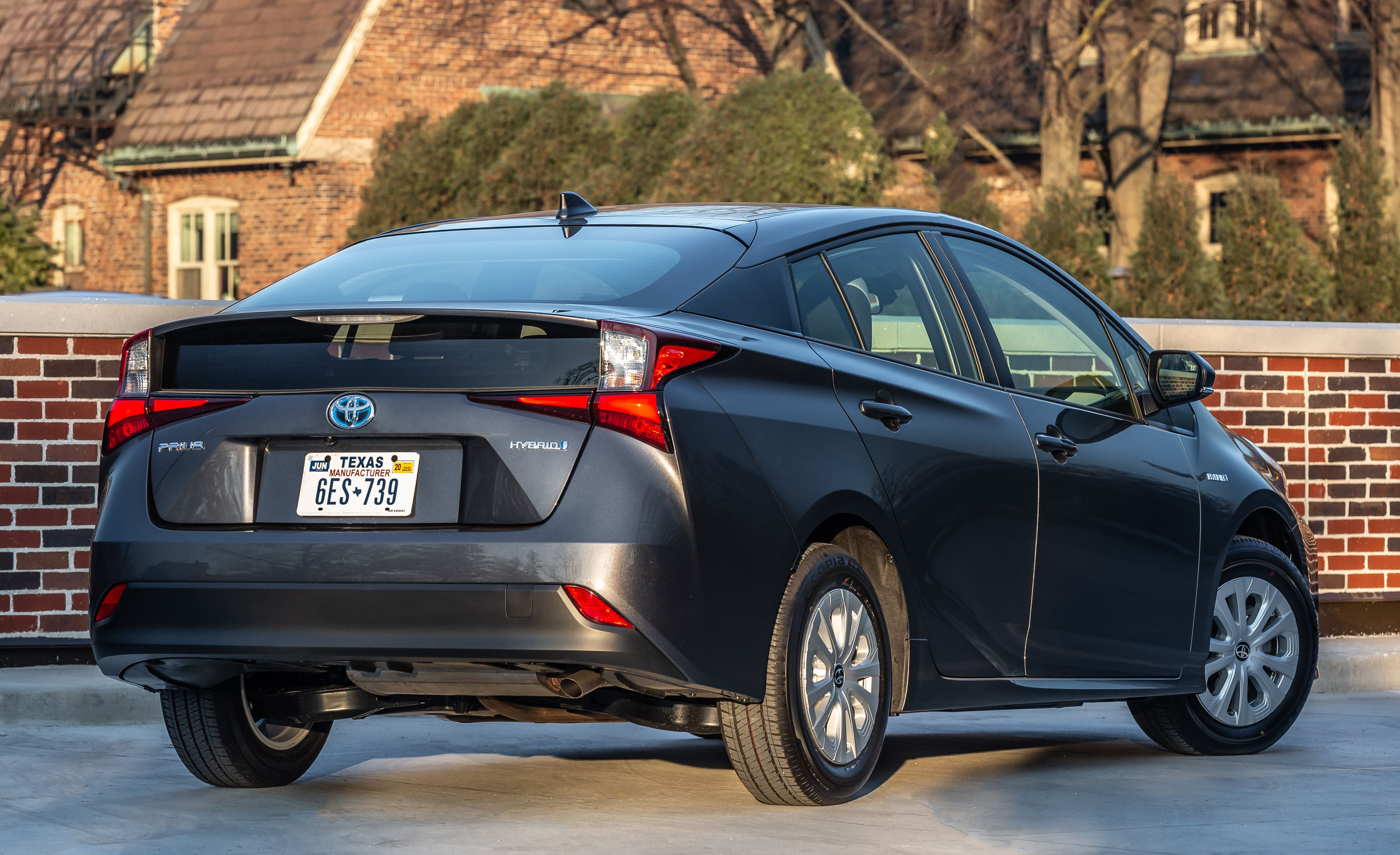2019 Toyota Prius Reviews Price Photos And Specs Car Driver