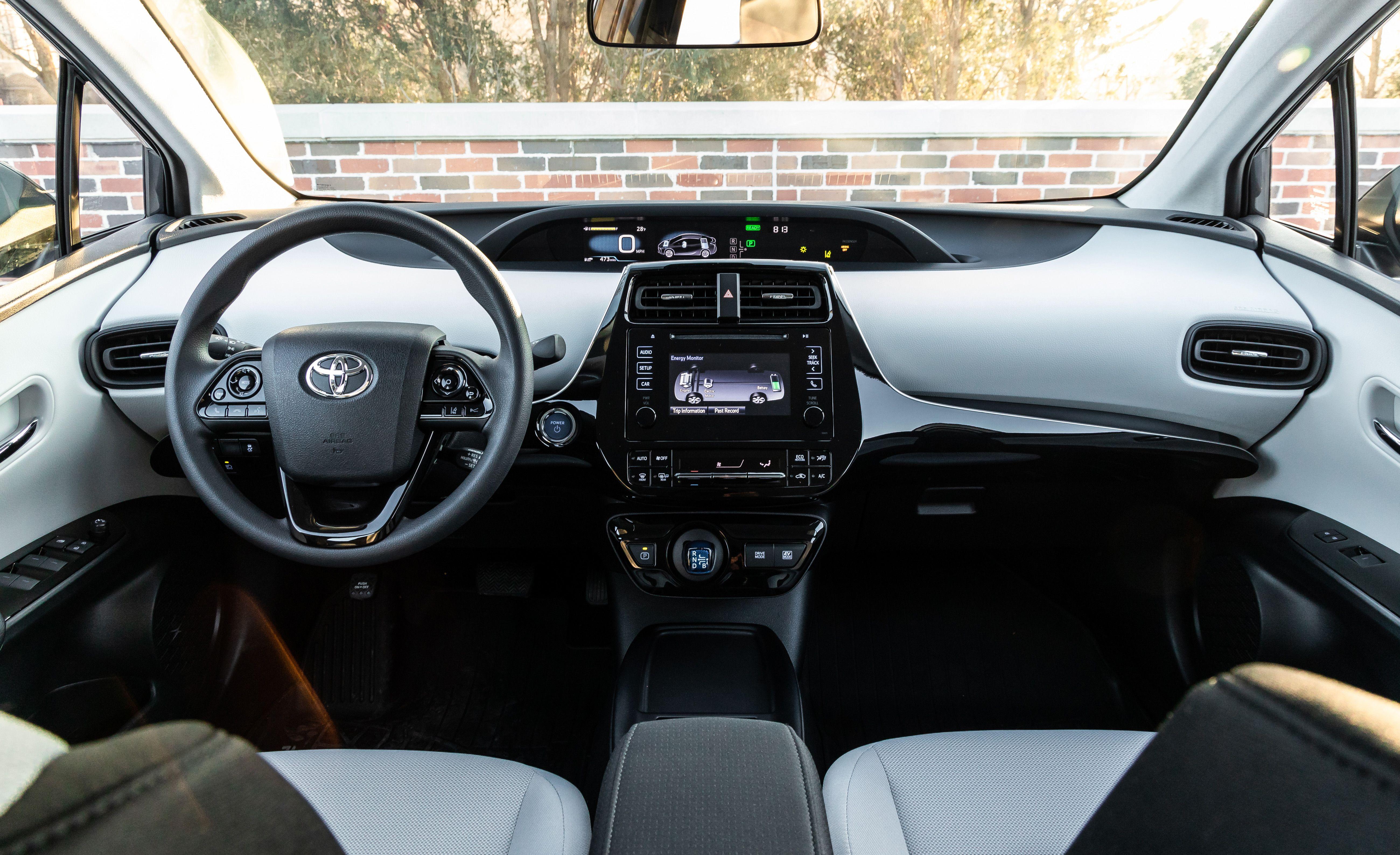 2019 Toyota Prius Reviews Price Photos And Specs Car Driver