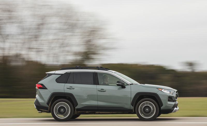 2019 Toyota Rav4 Reviews Toyota Rav4 Price Photos And Specs