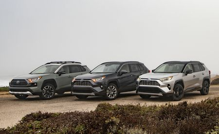 Here Are All the 2019 Toyota RAV4's Trim Levels and How Much They Cost