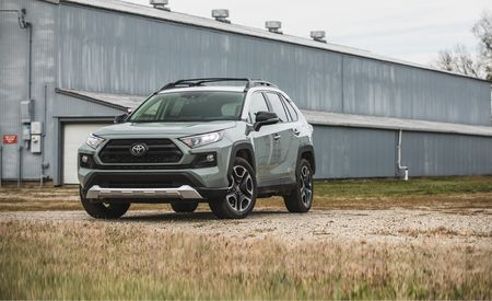 The 2019 Toyota RAV4 Has Personality Again