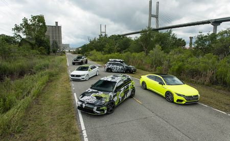 Yellow Stages: Volkswagen Is Going on a Rolling Tour With New Customs
